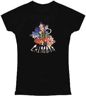 Chingona Frida Cinco de Mayo Graphic Tee T Shirt for Women