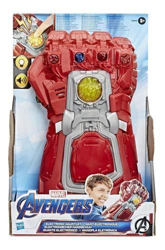 Manopla Do Infinito Eletrônica Homem De Ferro E9508 - Hasbro