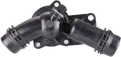 OCPTY Thermostat Housing Assembly Engine Coolant Thermostat Housing Assembly Fit for 2004-2006 BMW X3 3.0L 2001-2006 BMW X5 3.0L 1999-2000 BMW Z3 2.8L 11531437040 11531436823