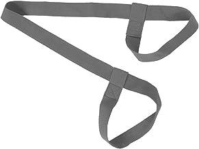 Duurzame, zachte, verstelbare yogamat-draagriem, yogamat-drager, lichtgewicht draagbare sportschool voor sport(gray)