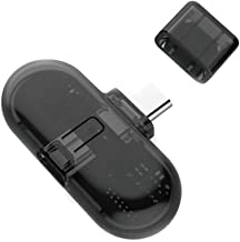 Gulikit GB1 ROUTE BT Transmitter Mini USB Wireless audio adapter Transceiver Gaming Headset For Game Console PC audio USB Type-C adapter (GB1 PRO) [video game]
