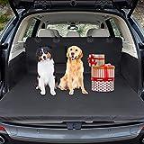 Wimypet Protezione Bagagliaio Auto, Portatile 2 in 1 con Protezione Laterale Antiscivolo per Auto SUV Camion Protezione Contro l'umidità, Sporco e peli, Protezioni Laterali