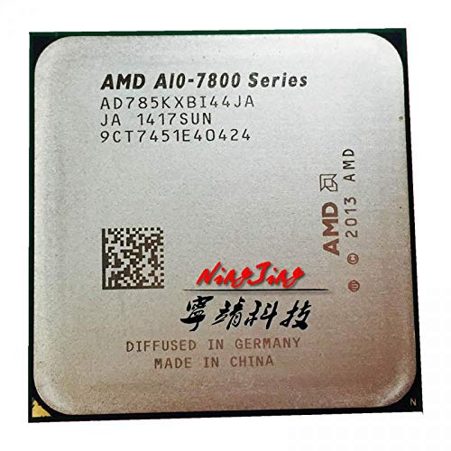 AMD A10-Series A10-7850K 7850 A10 7850K 3.7 GHz Quad-Core CPU Processor AD785KXBI44JA Socket FM2+