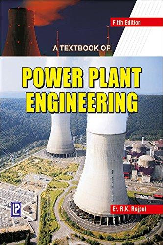 Textbook of Power Plant Engineering [Dec 01, 2007] Rajput, R. K.