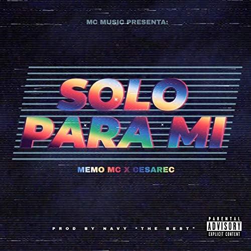 Memo MC & Cesarec