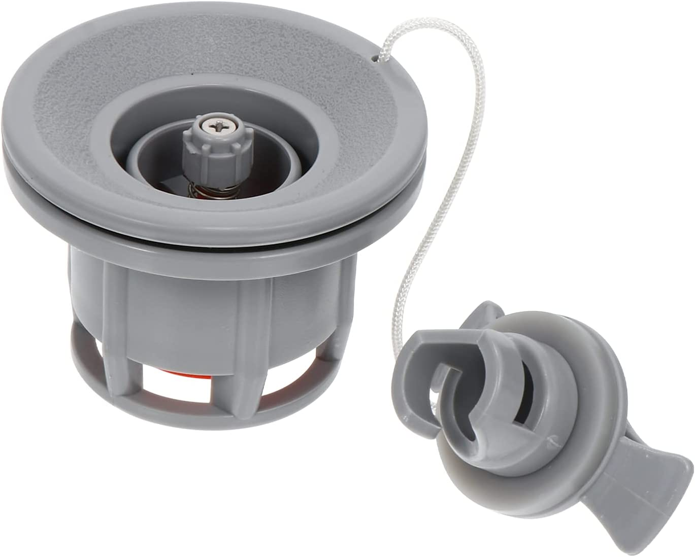 BESPORTBLE 1Pc Rubber Max 88% Recommended OFF Boat Gas High Pressure Val Valves