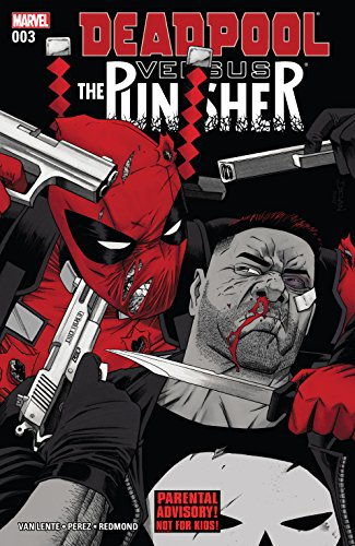 Deadpool vs. The Punisher (2017) #3 (of 5) (English Edition)