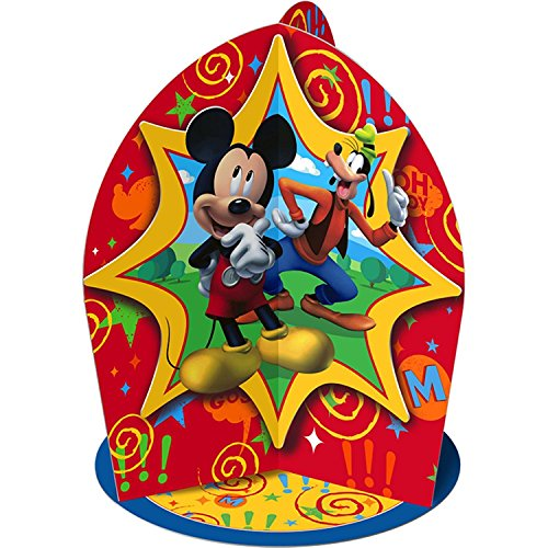 Mickey Mouse Party Centerpiece - Mickey Decorations Centerpiece