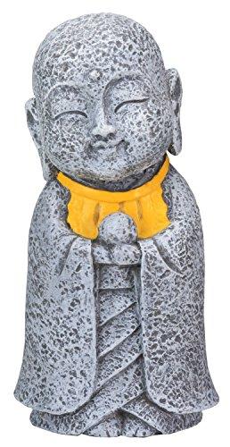 StealStreet Ksitigarbha Jizo Ojizo Sama - Figura Japonesa, Color Amarillo
