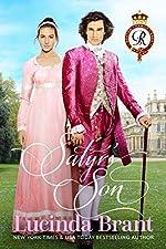 Satyr's Son: A Georgian Historical Romance (Roxton Family Saga Book 5)