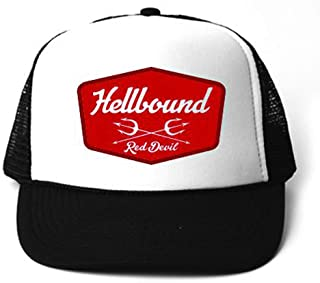 Hellbound Badge Trucker