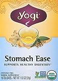Yogi Tea ストマックイーズ Stomach Ease カフェインフリー 16ティーバッグ 1 02oz 29 g