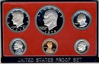 1978 U.S. Mint Proof Set