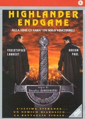 highlander 4 - endgame - ex noleggio