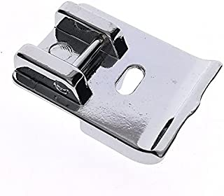 YOFAN Piping Sewing Machine Presser Foot - Fits All Low Shank Snap-On Singer, Brother, Babylock, Euro-Pro, Janome, Kenmore, White, Juki, New Home, Simplicity, Elna and More!