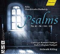PSALMS NO.42-98-114-115
