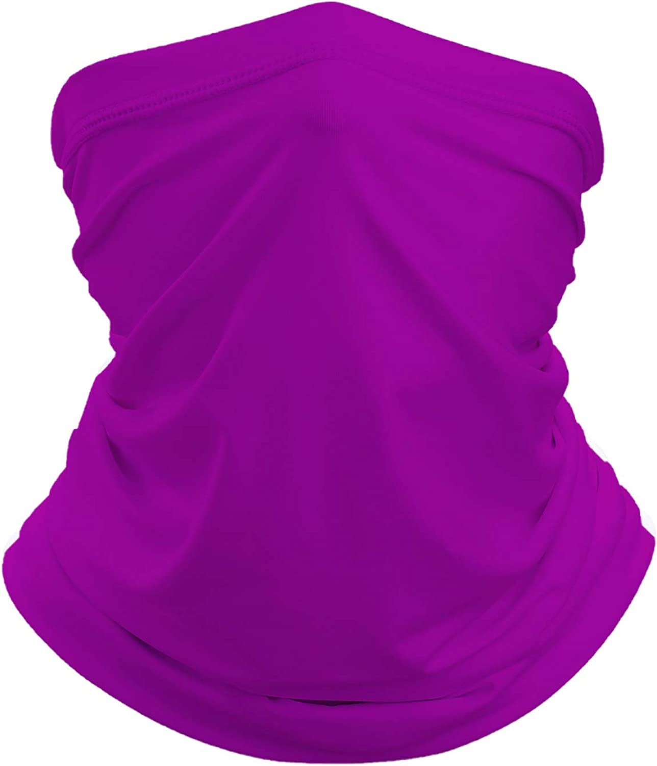 Ultra Durable Gaiterfy Cooling Neck Gaiters For Men/Cooling Neck Gaiters For Women! (Purple)
