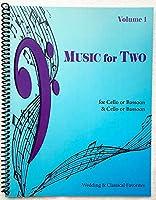 チェロ2台 二重奏用 結婚式&クラシック曲集