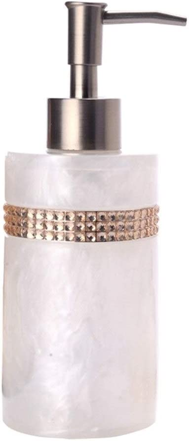 FABAX Soap free Dispenser Resin Hotel Bathroom Colorado Springs Mall Manual