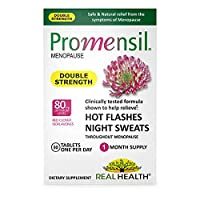 Promensil - 月経閉止期の熱いフラッシュの救助の倍の強さ - 30錠剤