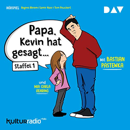 Papa, Kevin hat gesagt...  By  cover art