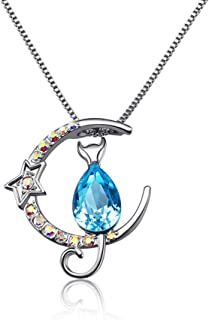 Best cat eye necklace Reviews