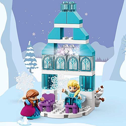 レゴDisney『アナと雪の女王光る!エルサのアイスキャッスル(10899)』
