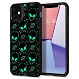 iPhone 11 case Alien Full Body Case Cover Screen Protector Heavy Duty Protection case Shockproof case for iPhone 11