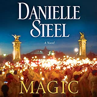 Magic                   By:                                                                                                                                 Danielle Steel                               Narrated by:                                                                                                                                 Alexander Cendese                      Length: 8 hrs and 5 mins     457 ratings     Overall 4.3