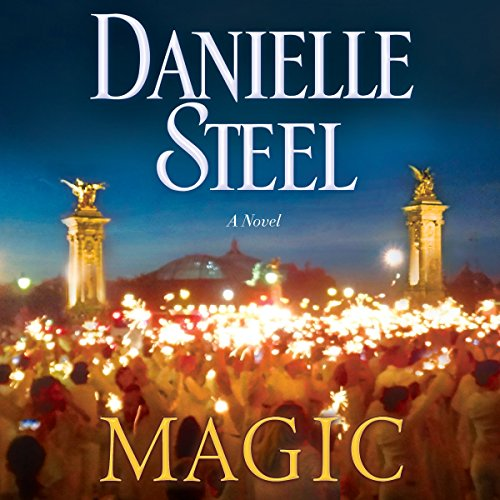 Magic audiobook cover art