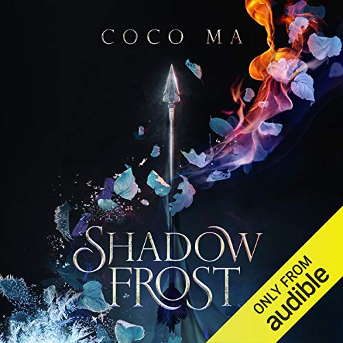Shadow Frost audiobook cover art