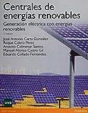 CENTRALES DE ENERGÍAS RENOVABLES: Centrales de energías renovables