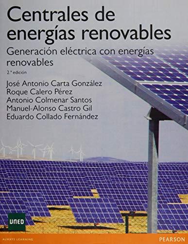 CENTRALES DE ENERGÍAS RENOVABLES: Centrales de energías