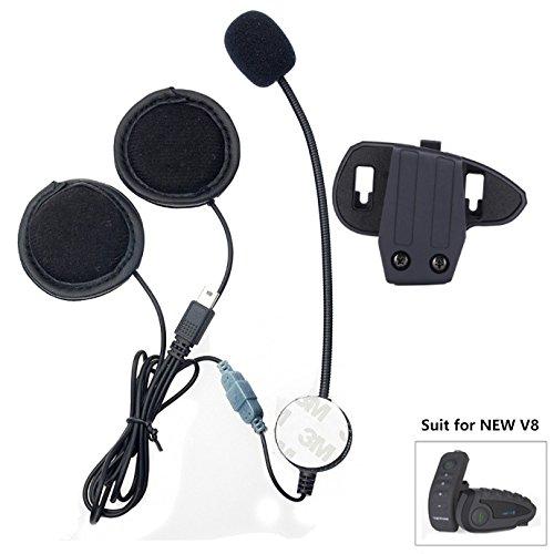 Accesorio para sistemas de comunicación mediante auricular