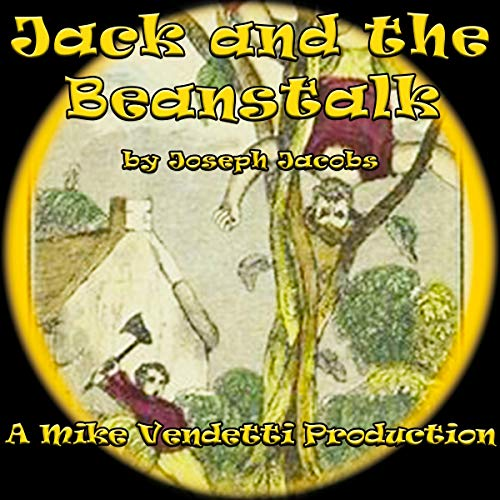 『Jack and the Beanstalk』のカバーアート