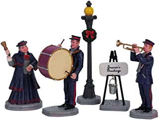 Lemax Village Collection Christmas Band Set of 5 #62323