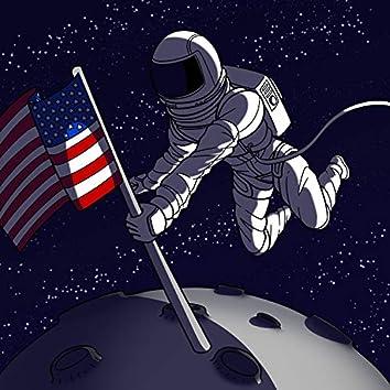 Black Man on the Moon