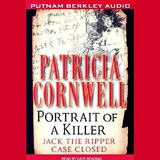 Portrait of a Killer audiobook cover art