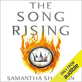 The Song Rising     The Bone Season, Book 3              By:                                                                                                                                 Samantha Shannon                               Narrated by:                                                                                                                                 Alana Kerr Collins                      Length: 12 hrs and 40 mins     505 ratings     Overall 4.4