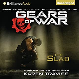 Gears of War: The Slab audiobook cover art