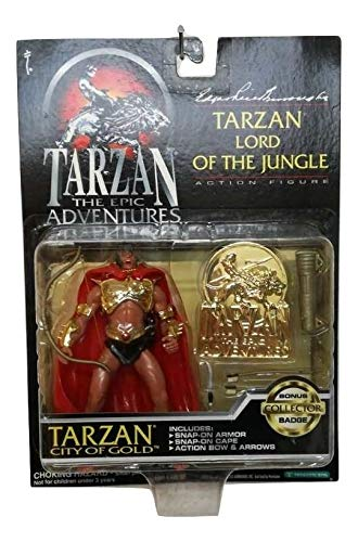 Tarzan Lord of The Jungle City of Gold The Epic Adventures