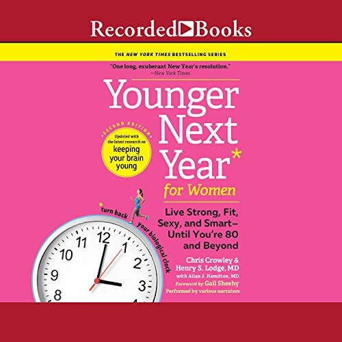 Younger Next Year for Women, 2nd Edition cover art
