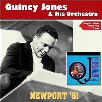 At Newport '61 (Original Album Plus Bonus Tracks)