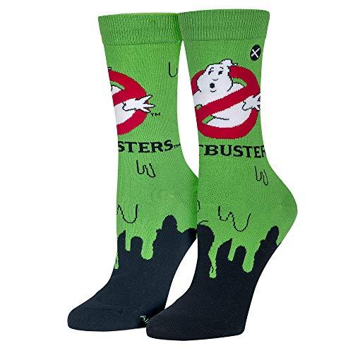 Odd Sox Women's Ghostbusters Slime Socks