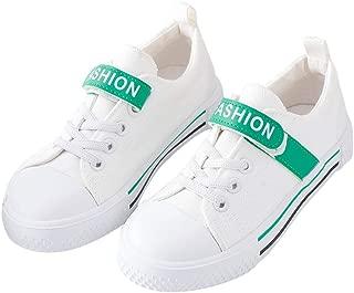 Hopscotch Boys and Girls Cloth Text PrintSneaker - Green