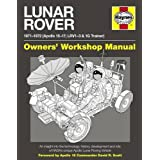 Lunar Rover Manual: 1971-1972 (Apollo 15-17; LRV1-3 & 1G Trainer) (Owners Workshop Manual)