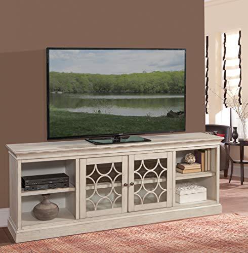 """Martin Furniture Felicity 80"""" Console, White"""