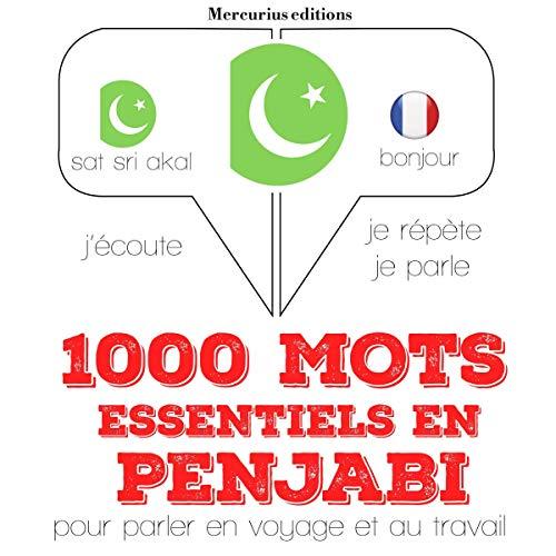 Couverture de 1000 mots essentiels en penjabi