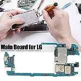 ciciglow Placa Base de Repuesto, Placa Principal de Repuesto desbloqueada Placa Base lógica de 32 GB para Accesorios LG G4 H815(H815)