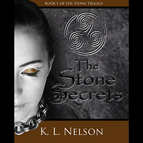 The Stone of Secrets audiobook cover art